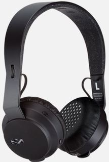 Marley Rebel Bluetooth Headphones - Black