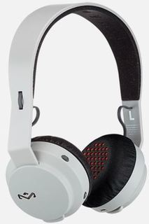 Marley Rebel Bluetooth Heaphones - Grey