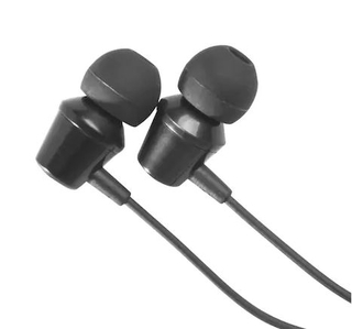 Jam Audio Wired Buds - Black - HX-EP010-BK
