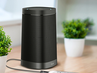 iLuv Amazon Echo Dot Docking Audio Speaker - AUDDOCKBK