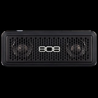808 HEX XS Bluetooth Speaker SP260BK Black