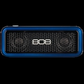 808 HEX XS Bluetooth Speaker Blue - SP260BL