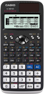 FX-991EX Classwiz Scientific Calculator