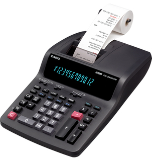 Casio - Printer Calculators - FR2650PLUS