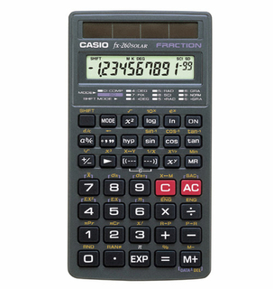 Casio - Calculator - FX260