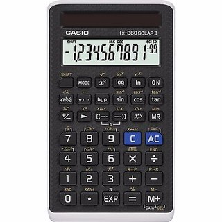Casio - Calculator - FX260 Solar II