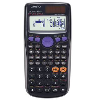 Casio - Scientific Calculators - FX300ESPLUS