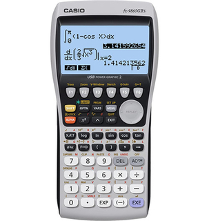 Casio - Graphic Calc Plus - FX9860GII