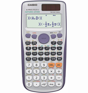 Casio Scientific Calculators - FX991ESPLUS