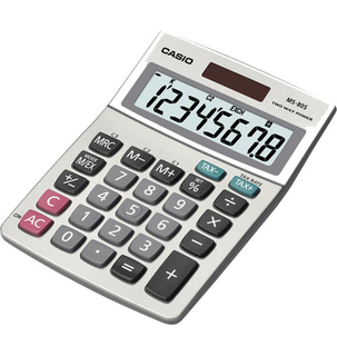Casio - Calculators - MS80