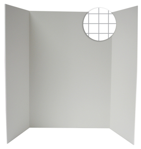 Elmers 1-Ply White Display Board - 730189