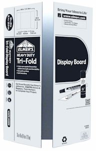Elmers 2-Ply White Display Board - 730190