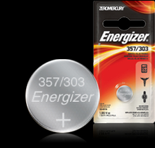 Energizer Button Cell Battery - 357BPZ