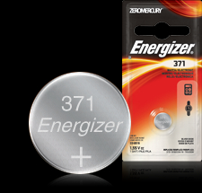 Energizer Button Cell Battery - 371BP