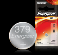 Energizer Button Cell Battery - 379BP