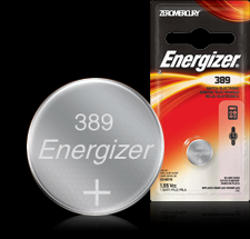 Energizer Button Cell Battery - 389BPZ