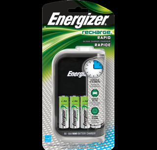 Energizer 15 Minute Charger - CH15MNCC4
