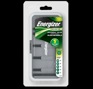 Energizer Overnight Family Charger - CHFCV