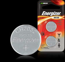 Energizer Button Cell Battery - ECR2032