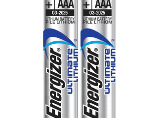 Energizer AAA2 Lithium Battery - L92BP2