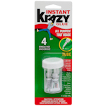 Krazy Glue 0.5mL 4-Pack - 6155010582