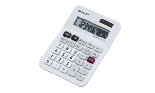 Sharp Large Display Calculators - EL331FB