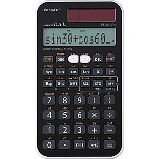 Sharp Scientific 160 Function Calculators - EL510RN
