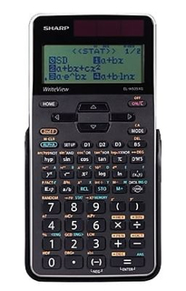 Sharp Scientific 335 Function Calculators - ELW535XGBWH