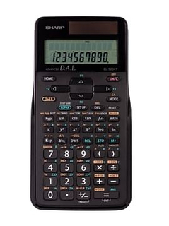 Sharp Scientific 419 Function Calculators - EL520XTBBK