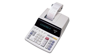 Sharp Printing Calculators - 12 Digit - EL2615PIII