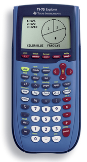 Texas Instruments T.I. - TI-73 Teacher Kit - 73TPK