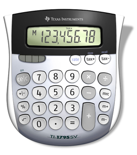 Texas Instruments T.I. - Calculators - TI-1795