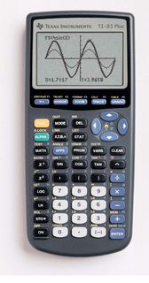 Texas Instruments T.I. - Graphing Calculators -TI-83PLUS
