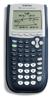 Texas Instruments T.I. - Graphic Calculators - TI-84PLUS