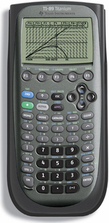 Texas Instruments T.I. - TI-89 Titanium Calculators - TI-89Titanium