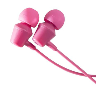 Jam Audio Wired Buds - Pink - HX-EP010-PK