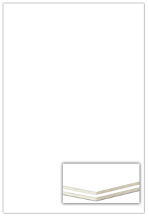 Elmers White Foam Board 32X40 - 900111 Product Image