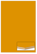 Elmers Foam Board Yellow - 950050