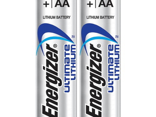 Energizer AA2 Lithium Battery -L91BP2 Product Image