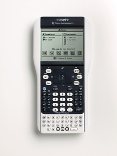Texas Instruments T.I. - NSPIRE with Touchpad - N2CLM2L1