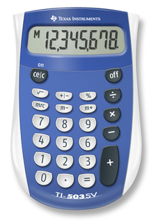 Texas Instruments T.I. - Calculators - TI-503SV