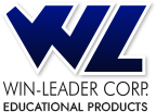 Win-Leader Educational Products Logo